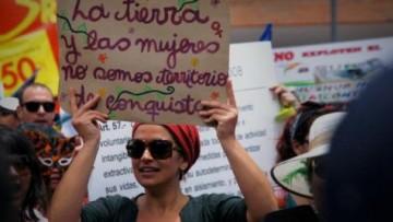 Conferencia Internacional: Ecologías políticas feministas desde los territorios