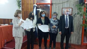 La UNCuyo reconoció a Silvana Turner y Anahí Ginarte con el doctorado Honoris Causa