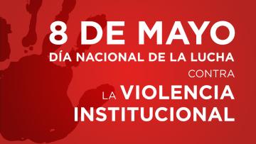 La Violencia institucional será tema de debate y reflexión en la FCPyS