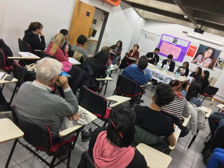 LA FCPyS debatió sobre la Violencia Institucional