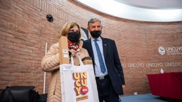 El CICUNC lanzó UNCUYO.REC