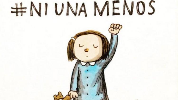 #NiUnaMenos: La FCPyS decreta asueto y se suma a las marchas