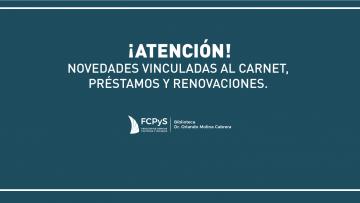Novedades administrativas - Gestión 2019