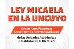 Nueva cohorte de Ley Micaela