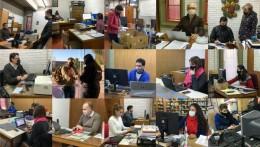 Presencialidad en la FCPyS: cómo es la gestión administrativa y la atención al público