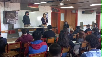 Con la vuelta a la presencialidad comenzó el 2º cuatrimestre en la Facultad de Ciencias Políticas y Sociales